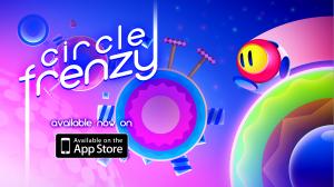 Circle Frenzy PagodaWest Games App Store